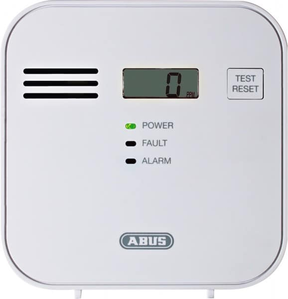 ABUS Kohlenmonoxid-Warnmelder COWM300 CO2