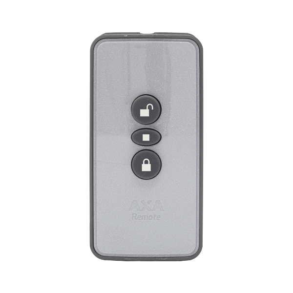AXA Remote 2.0 Fernbedienung grau weiß