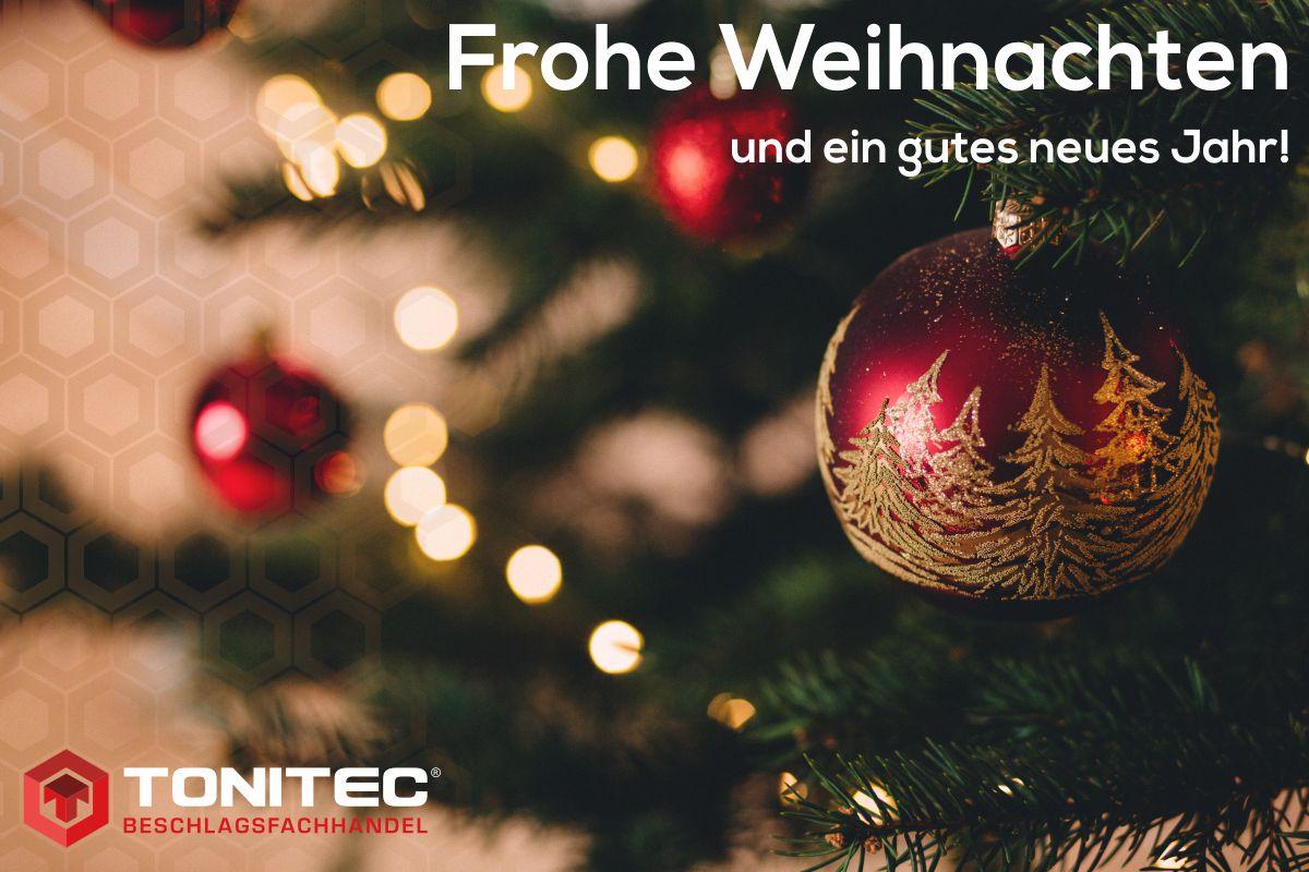 Ein paar Worte zum Jahreswechsel.. | Blog | ToniTec GmbH
