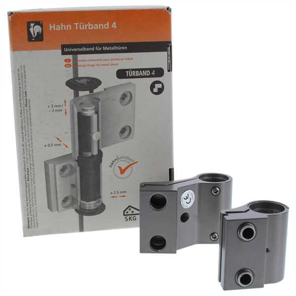 Dr. Hahn Türband 4 TB4 A949 20/5x44 2-teilig W helium VE 1 A949GW003