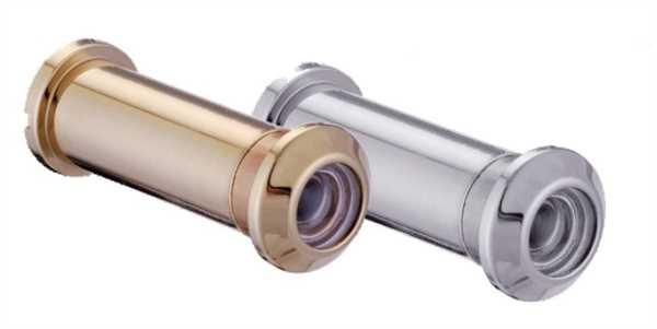 ToniTec® Türspion Spion 12 mm vernickelt o. messing