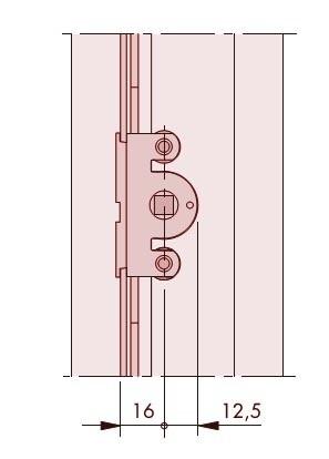 FAVORIT Fensterbeschl/äge FFH 1880-2360 mm 2MV Siegenia Fenstergetriebe Fensterbeschlag Getriebe 3 Gr/ö/ße 4 TL TITAL IP ToniTec Wartungsanleitung f/ür TITAN AF