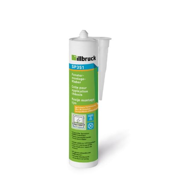 illbruck SP351 Fenstermontage-Kleber 310 ml weiß
