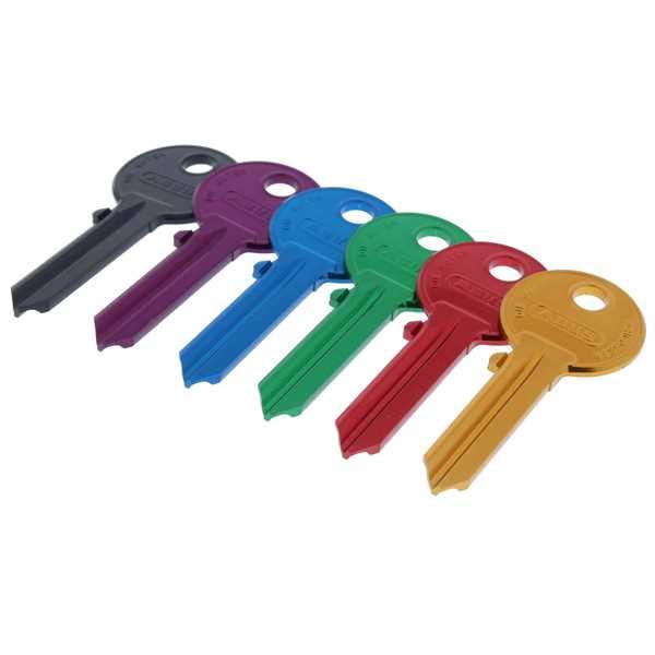 Mehrschlüssel für ABUS C83 C73 K82N farbig
