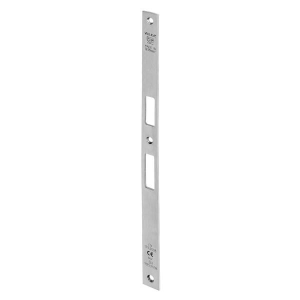 WILKA P703 Schließbleche für Schlösser mit Renovierungsstulp Edelstahl