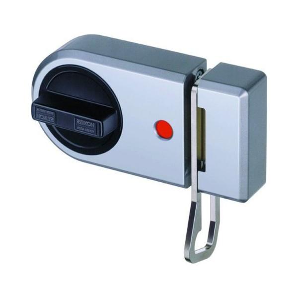 Ikon Kastenschloss mit AußenZylinder 1RP04 System SK6 Z132