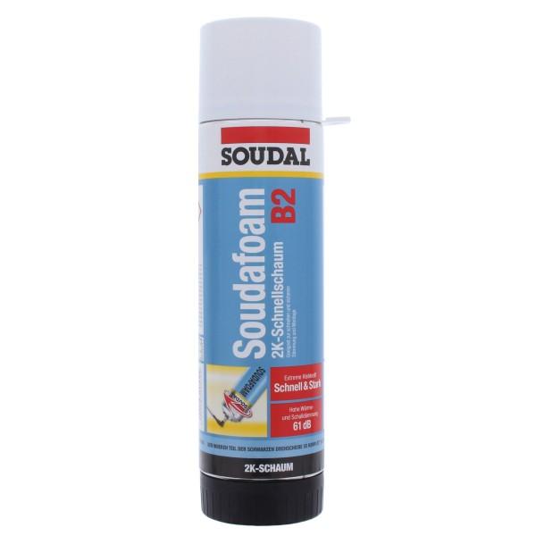 SOUDAL 2K-Schnellschaum SOUDAFOAM 2K 400 ml