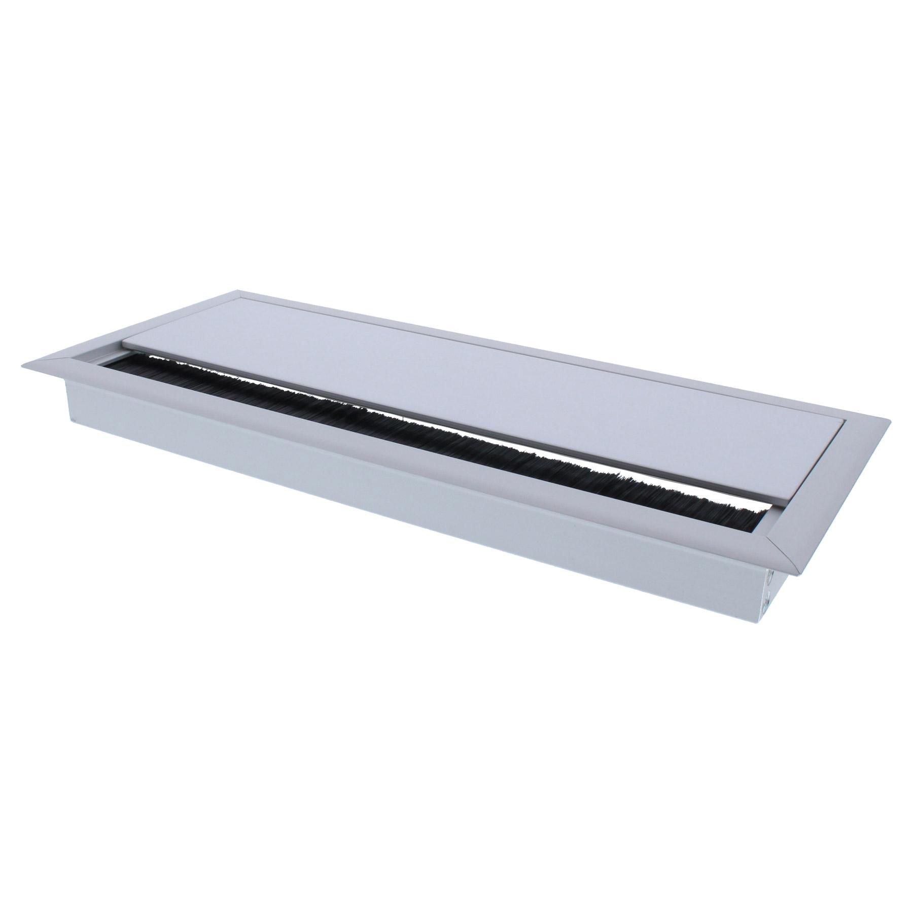 ToniTec® Kabeldurchlass Kabeldose Kabeldurchführung Aluminium ...