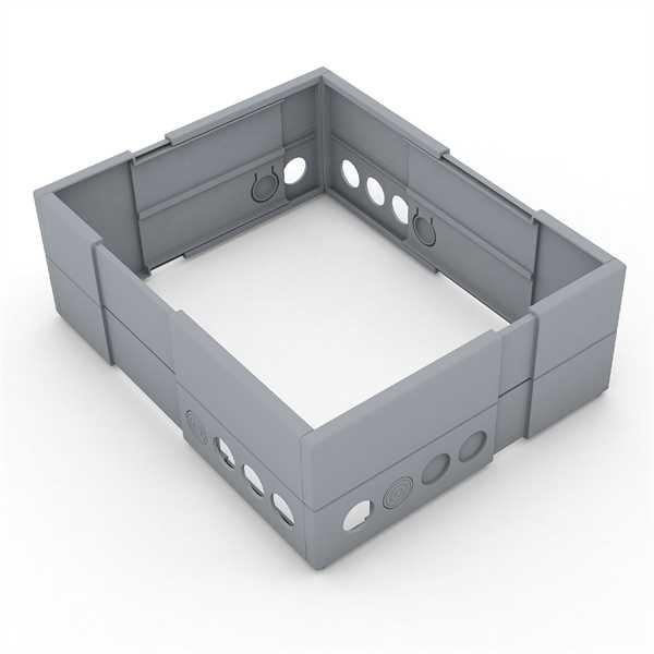 ToniTec® easyFLEX Organisationsrahmen - die flexible Schubkastenorganisation
